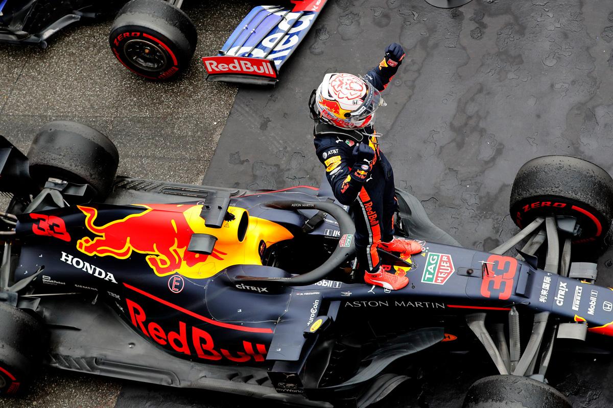 F1 レッドル・ホンダ ドイツGP