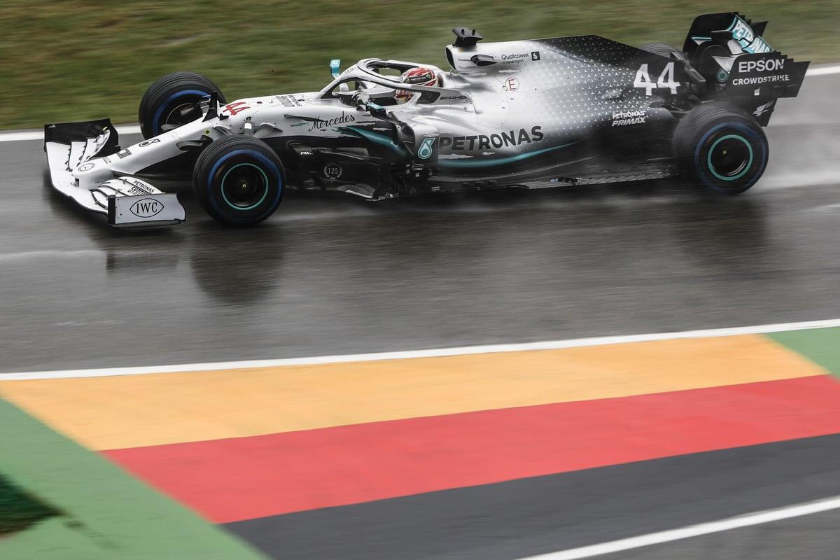 F1 ルイス・ハミルトン ドイツGP