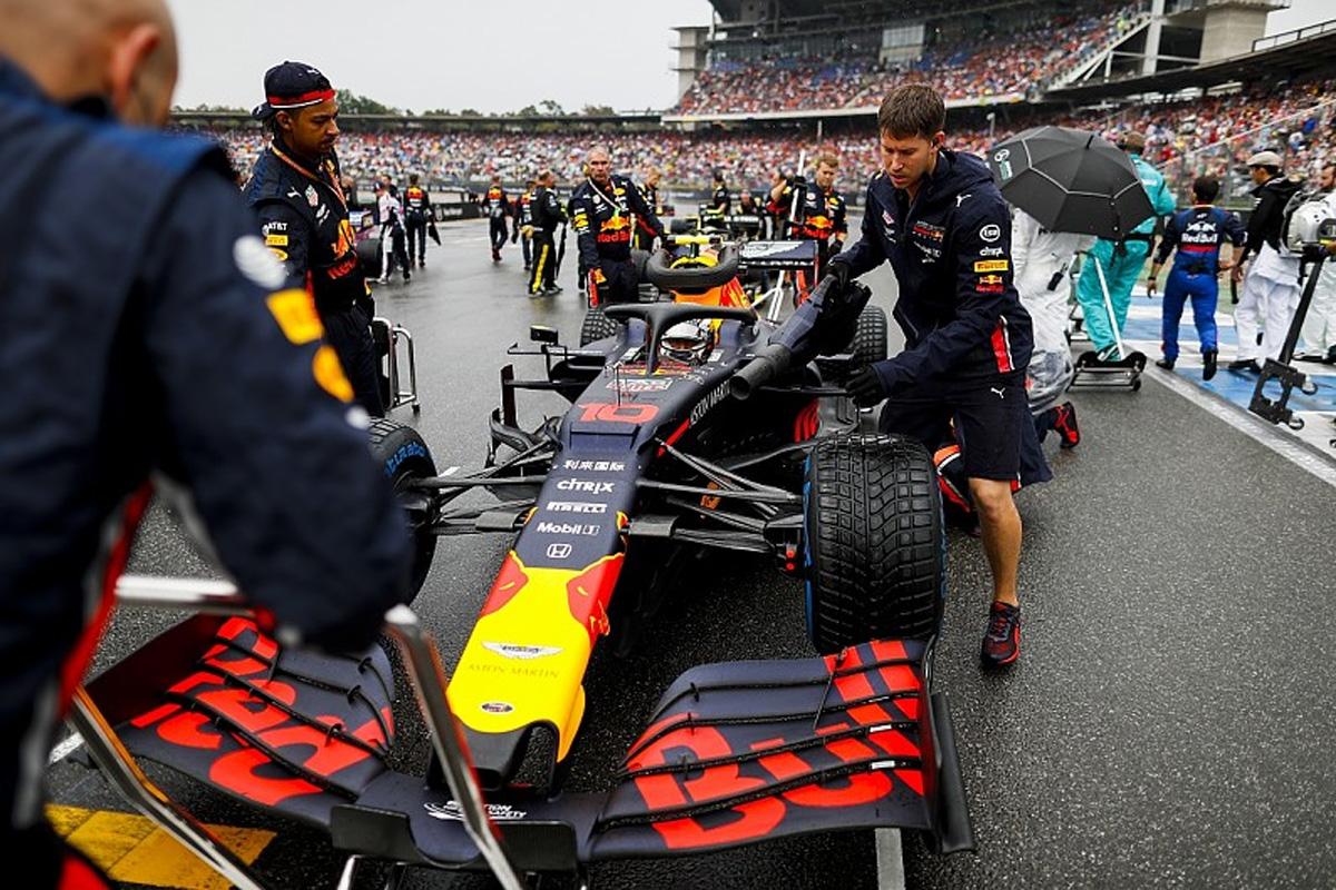 F1 レッドブル・ホンダ ホンダF1