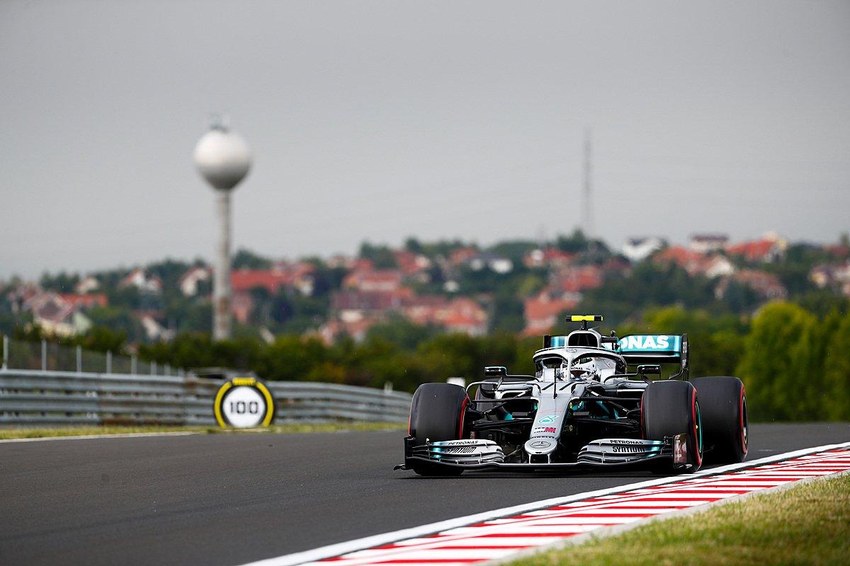 2019年 F1ハンガリーGP 動画