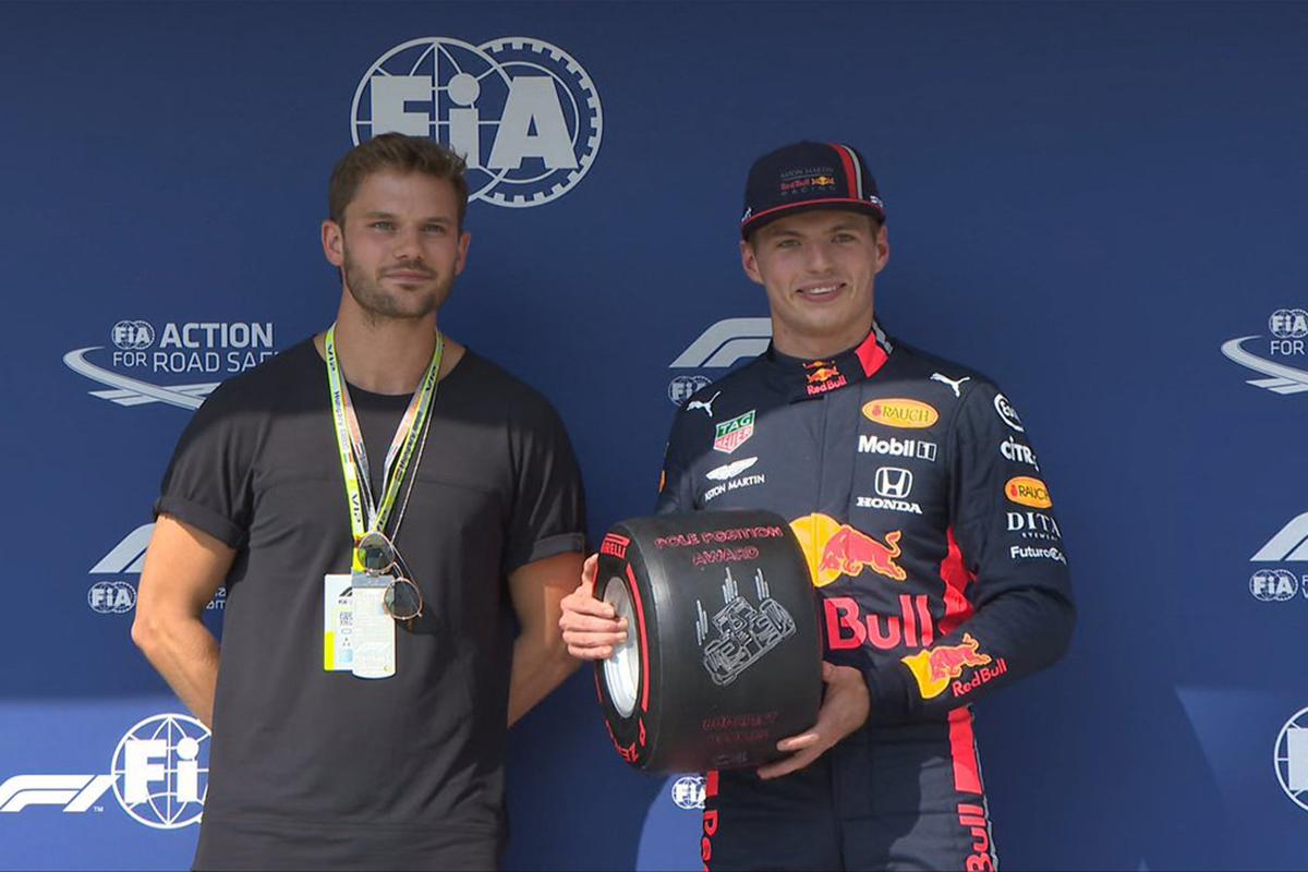 F1 ハンガリーGP マックス・フェルスタッペン