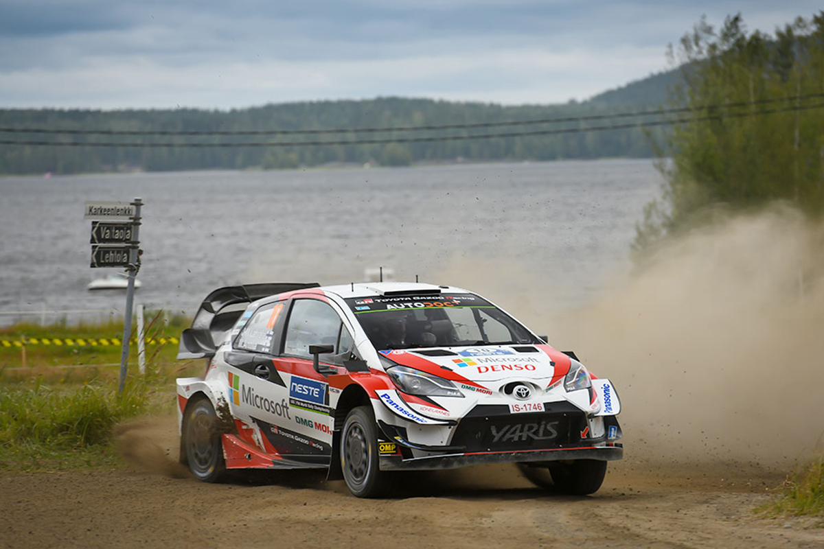 WRC ラリー・フィンランド
