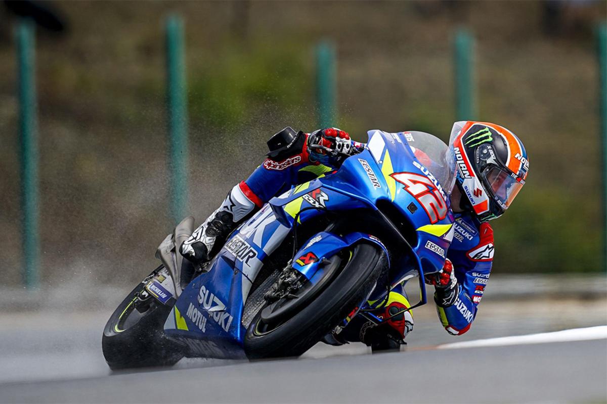 MotoGP スズキ チェコGP