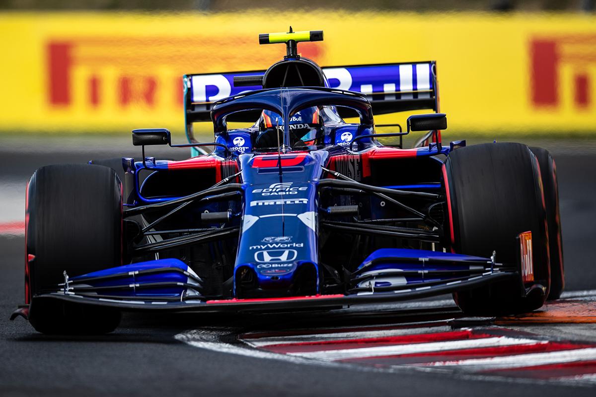 F1 トロロッソ・ホンダ ハンガリーGP