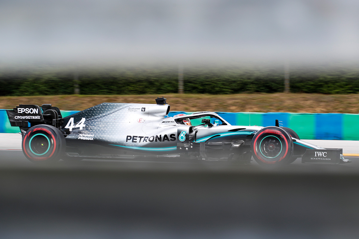 F1 メルセデス