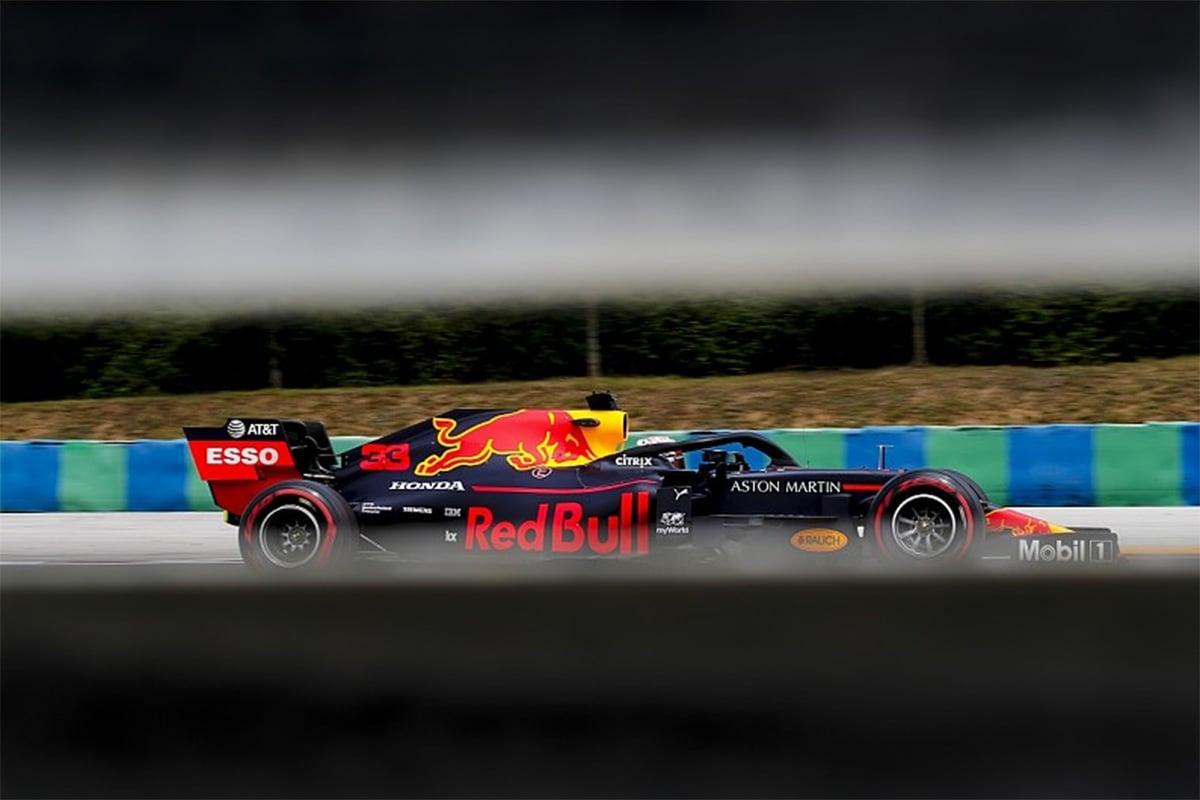 F1 マックス・フェルスタッペン ホンダF1 レッドブル