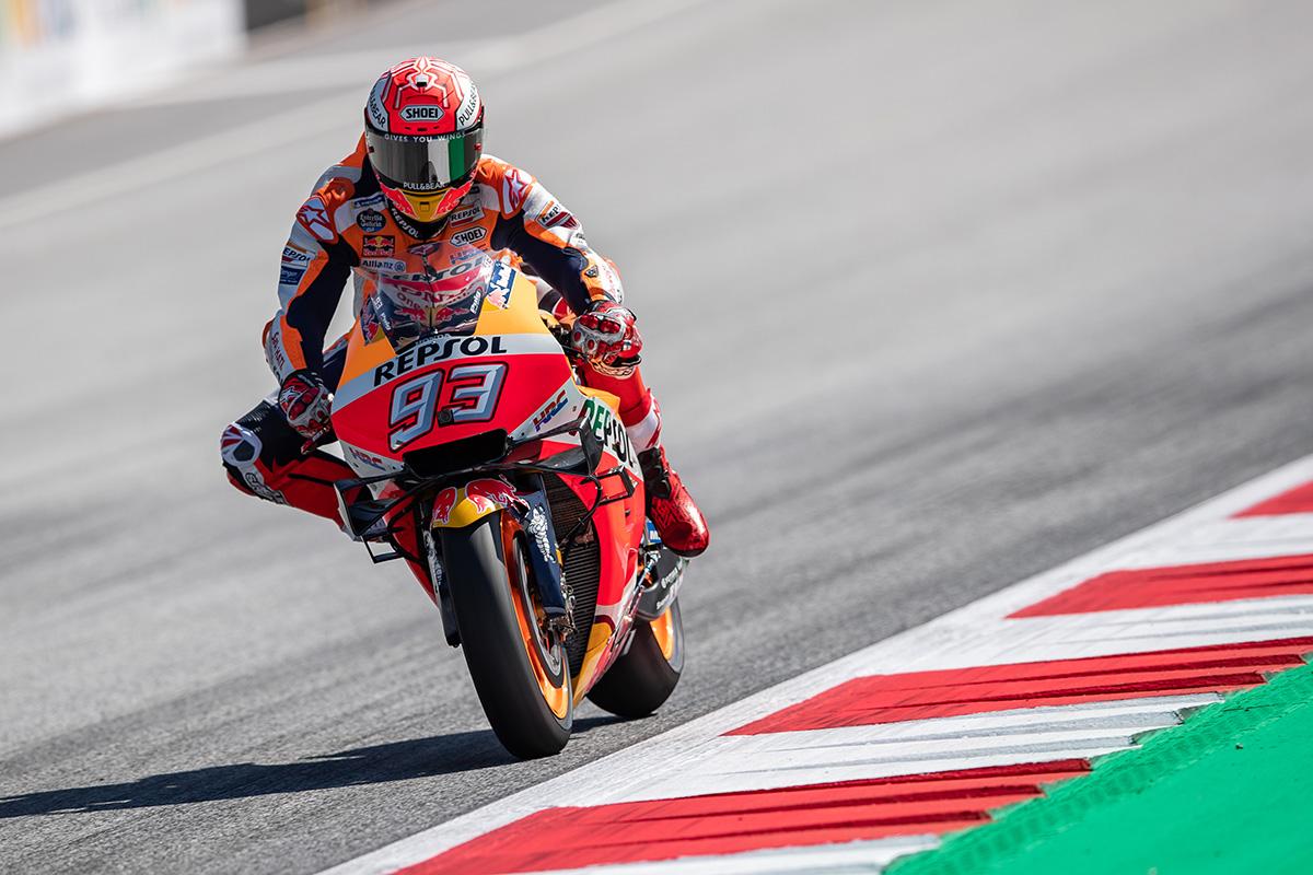 MotoGP ホンダ オーストリアGP