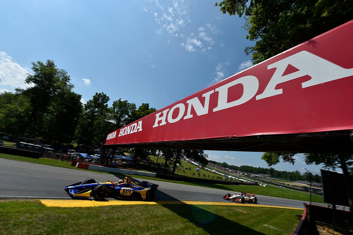 F1 ホンダF1 インディカー
