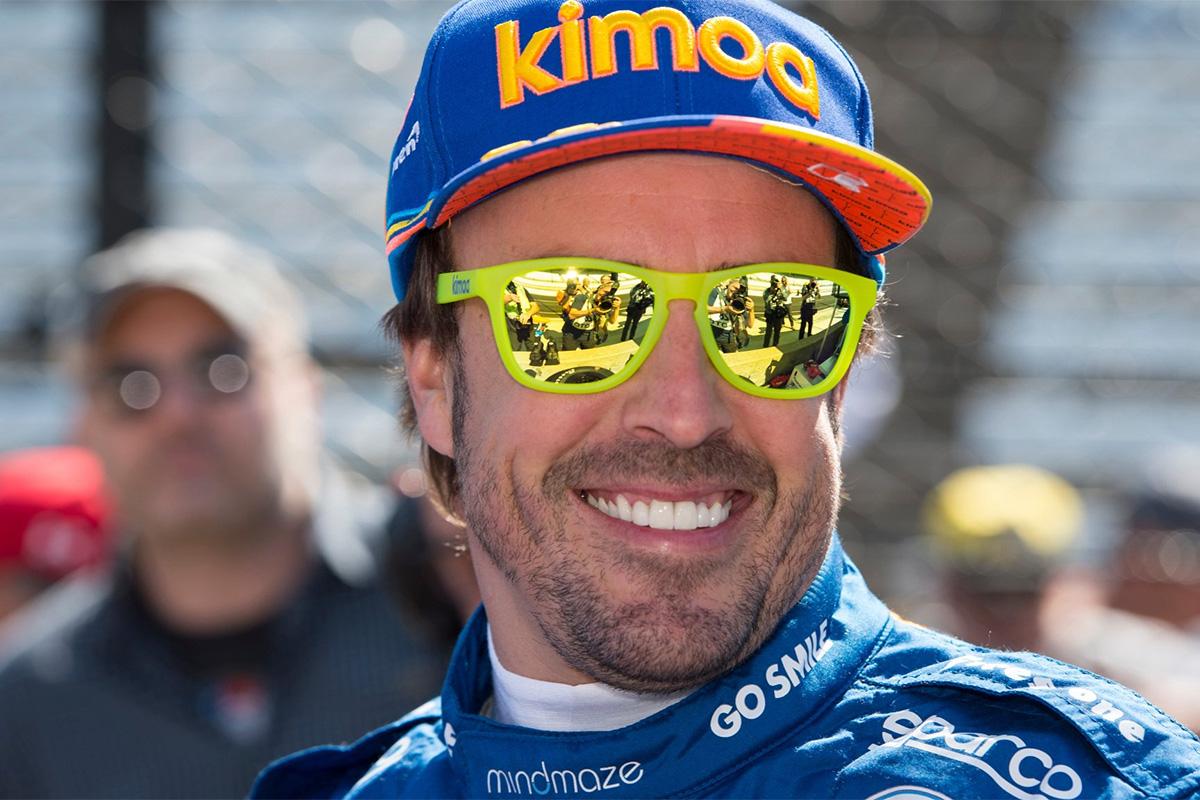 F1 マクラーレン フェルナンド・アロンソ インディカー