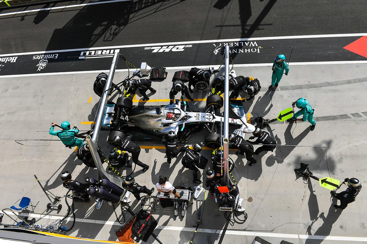 2019年 F1ベルギーGP