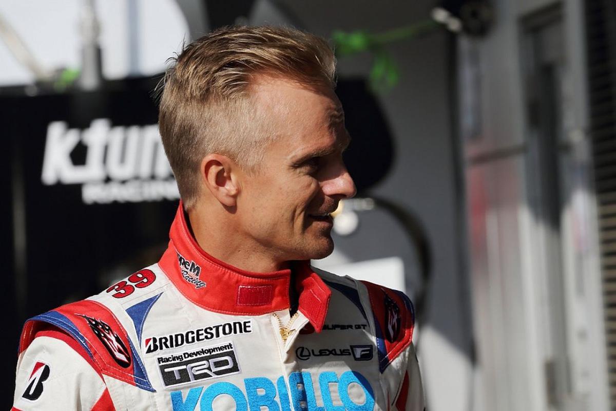 F1 ヘイキ・コバライネン 鈴鹿10時間レース