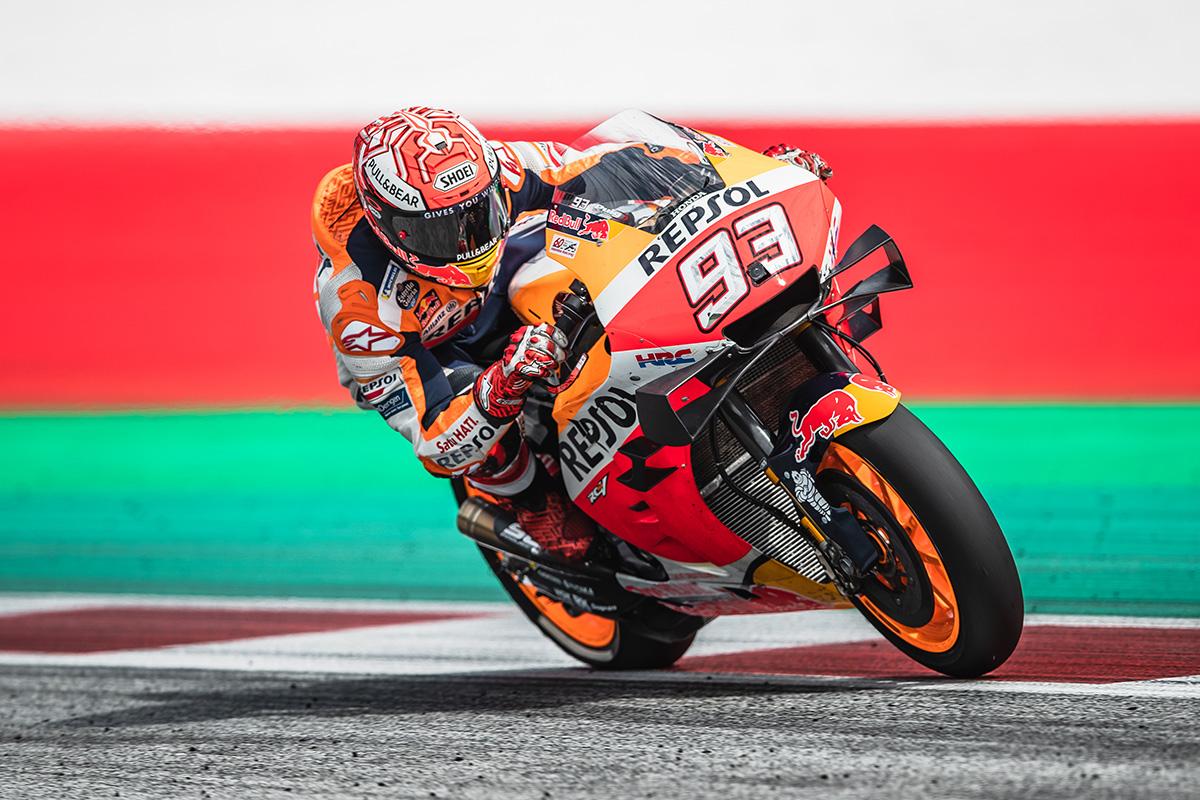 MotoGP オーストリアGP マルク・マルケス
