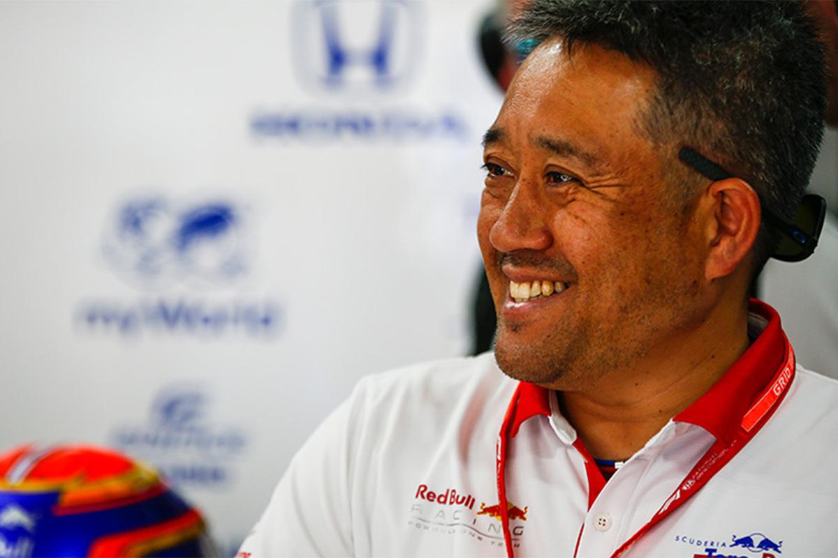 F1 ホンダF1 山本雅史