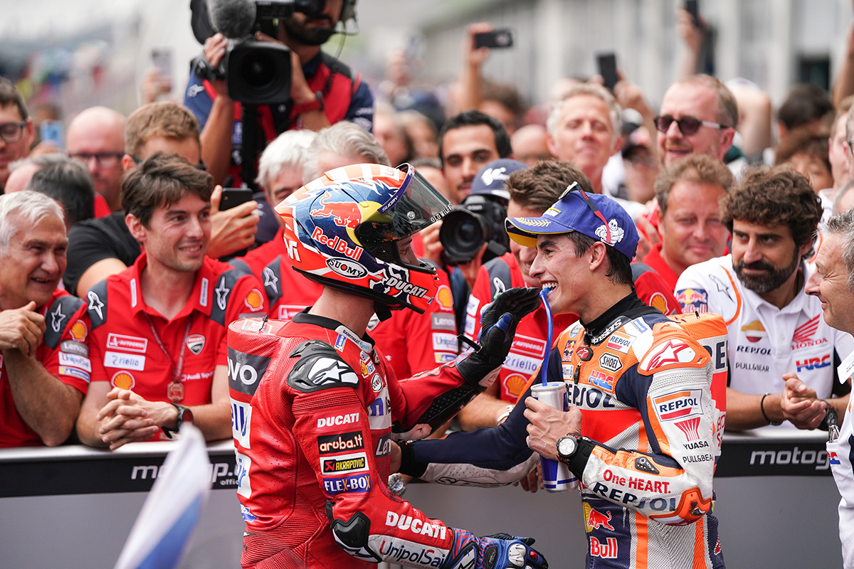 MotoGP ホンダ オーストラリアGP