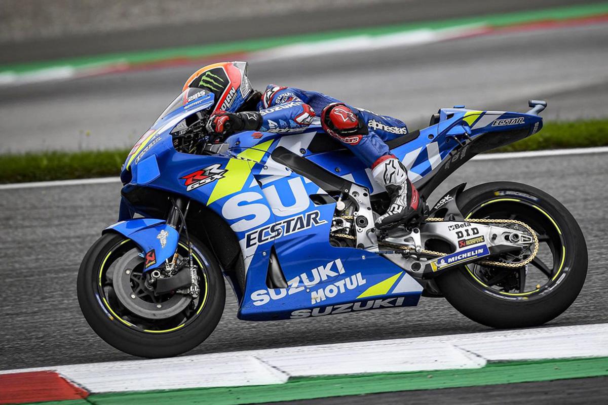 MotoGP スズキ オーストラリアGP