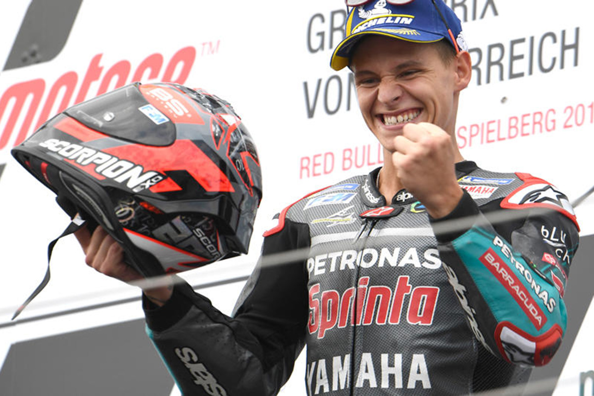 MotoGP ヤマハ オーストラリアGP