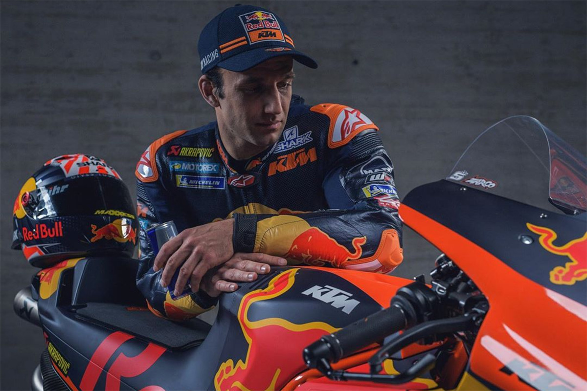 MotoGP ヨハン・ザルコ KTM