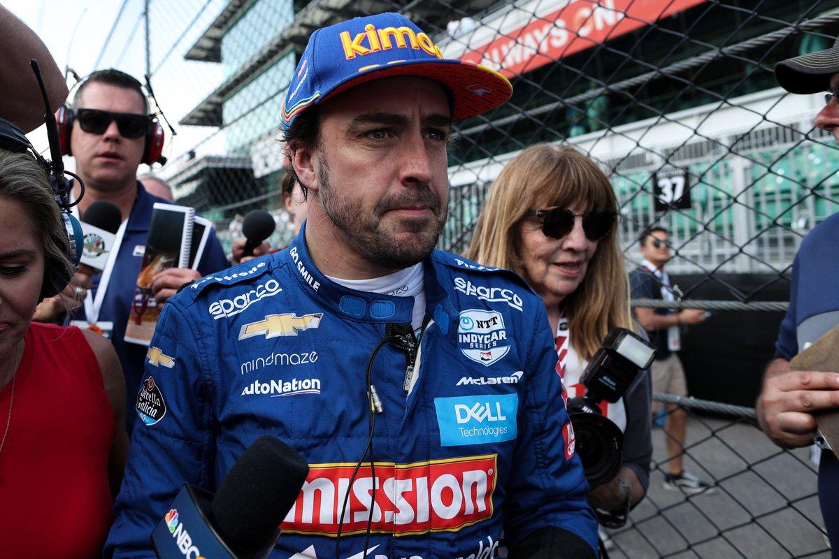 F1 マクラーレン フェルナンド・アロンソ