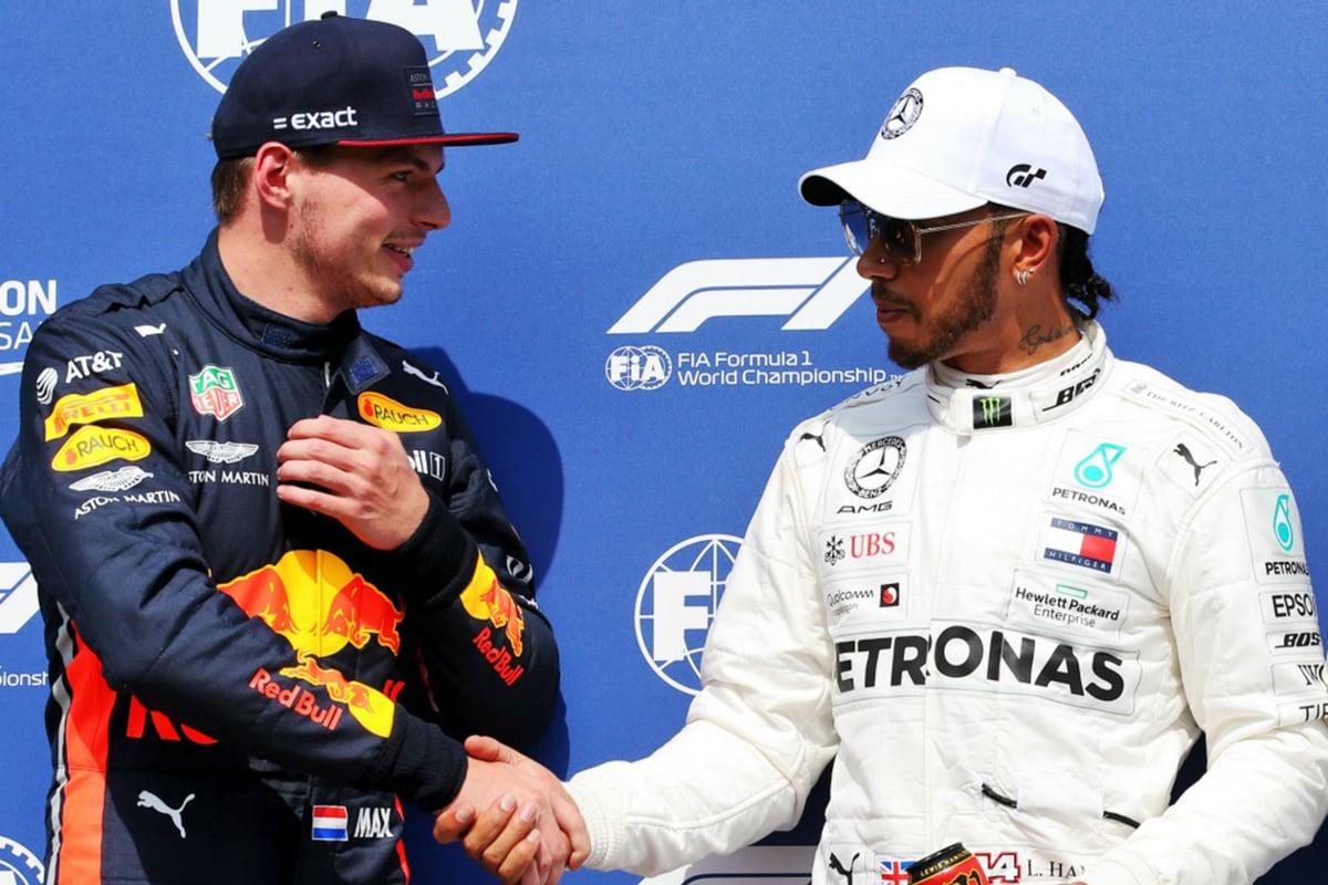 F1 ルイス・ハミルトン レッドブル ホンダF1