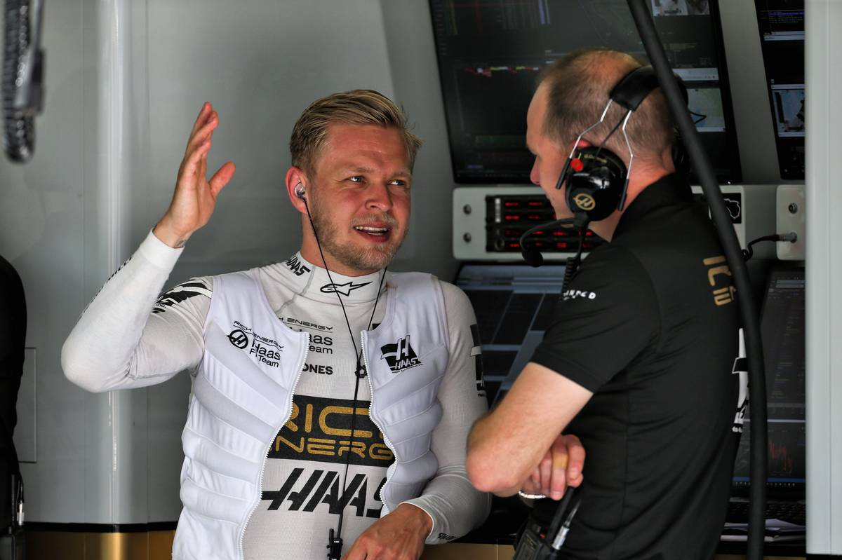 F1 ケビン・マグヌッセン
