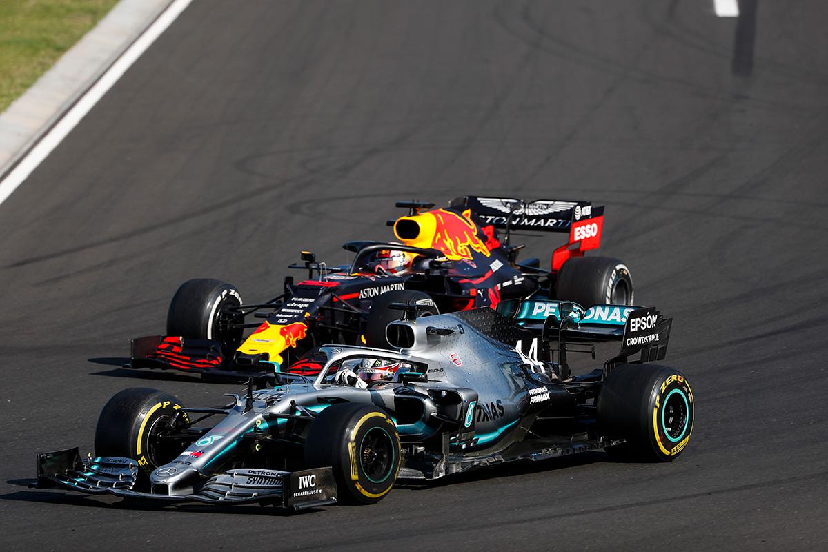 F1 メルセデス ホンダF1