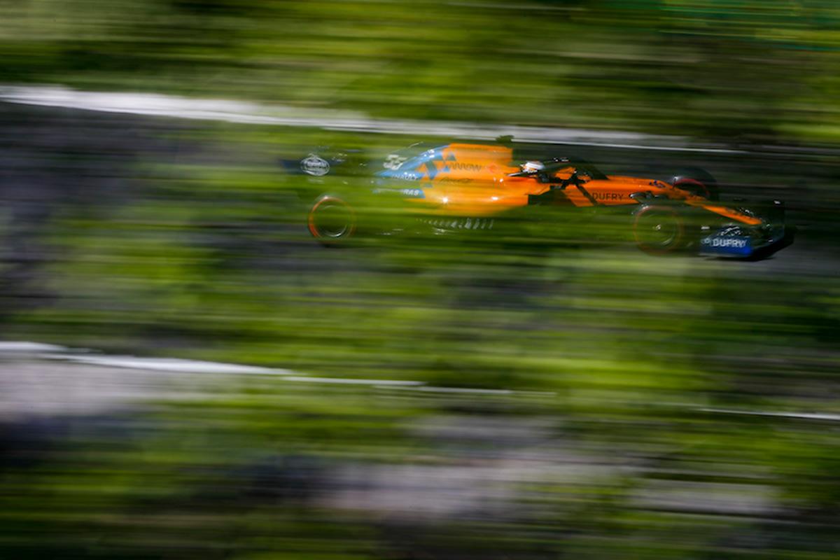 F1 マクラーレン MCL35