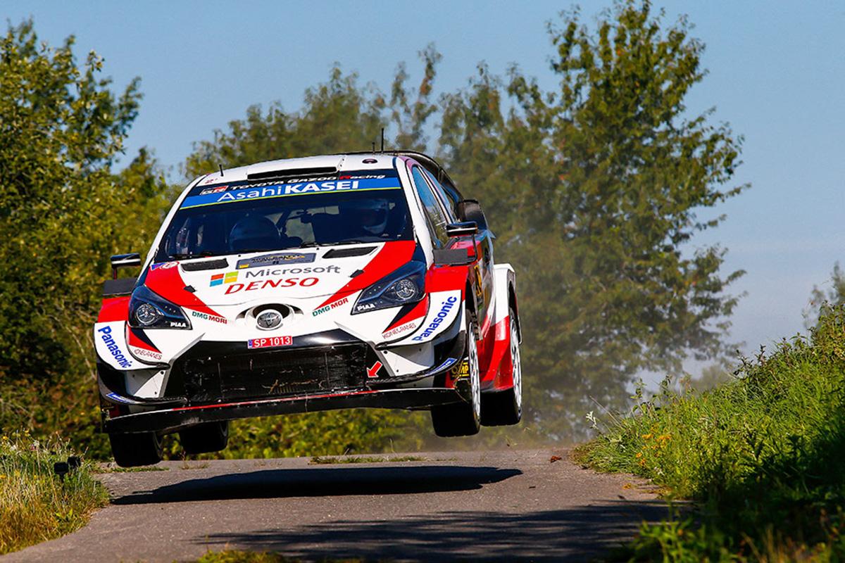 WRC トヨタ ラリー・ドイチェランド