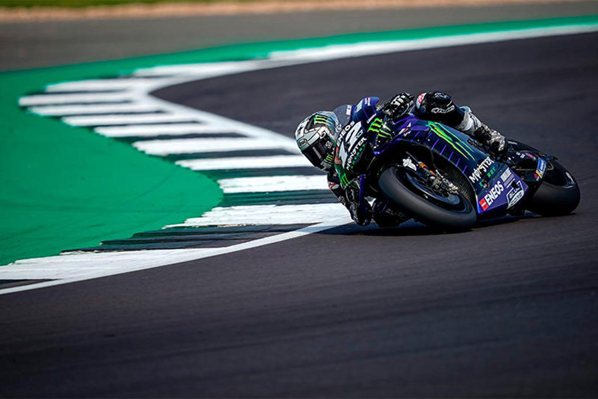 MotoGP ヤマハ イギリスGP