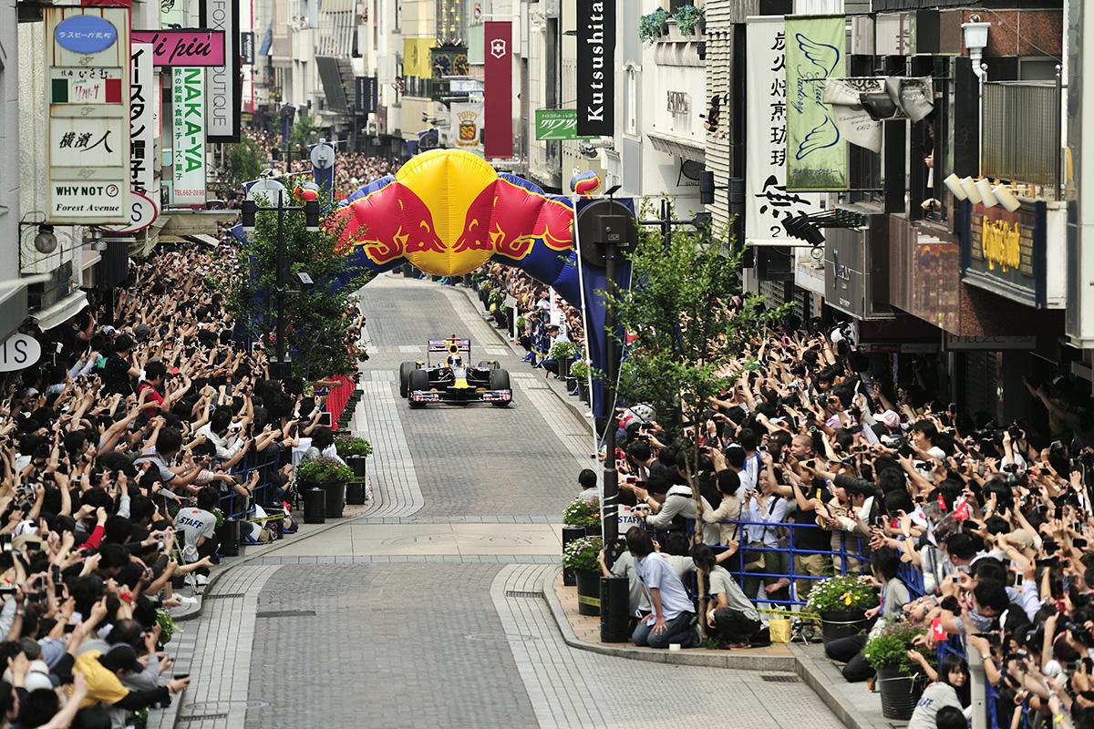 F1 横浜
