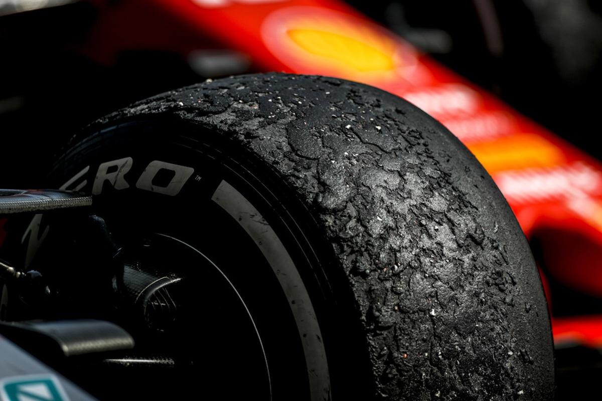 F1 ピレリ