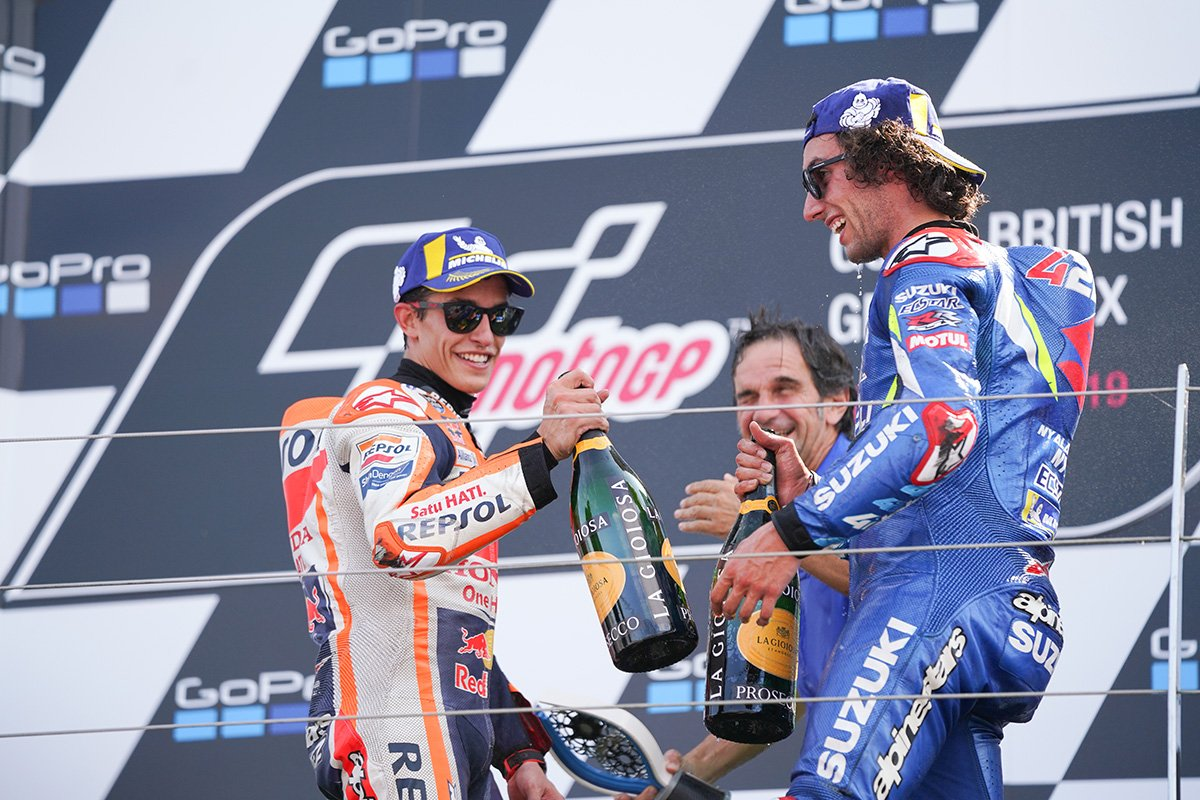 MotoGP ホンダ イギリスGP