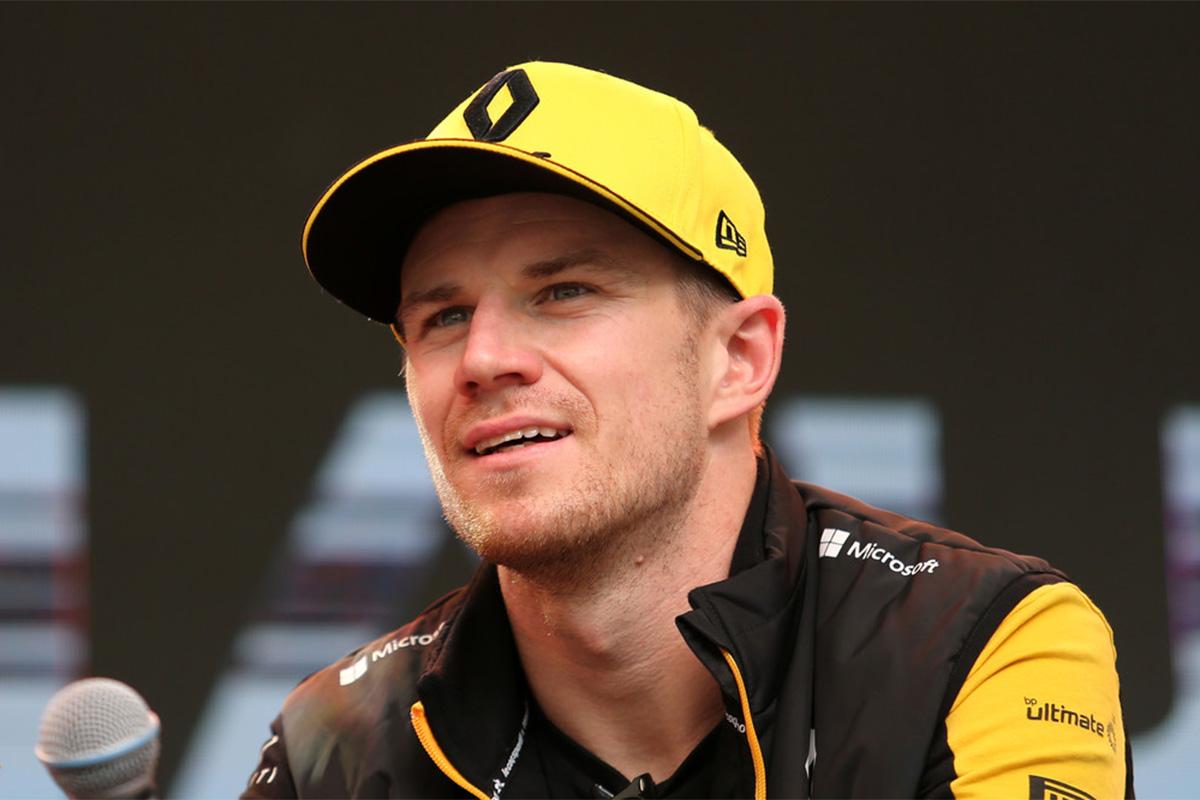 F1 ニコ・ヒュルケンベルグ ハースF1チーム