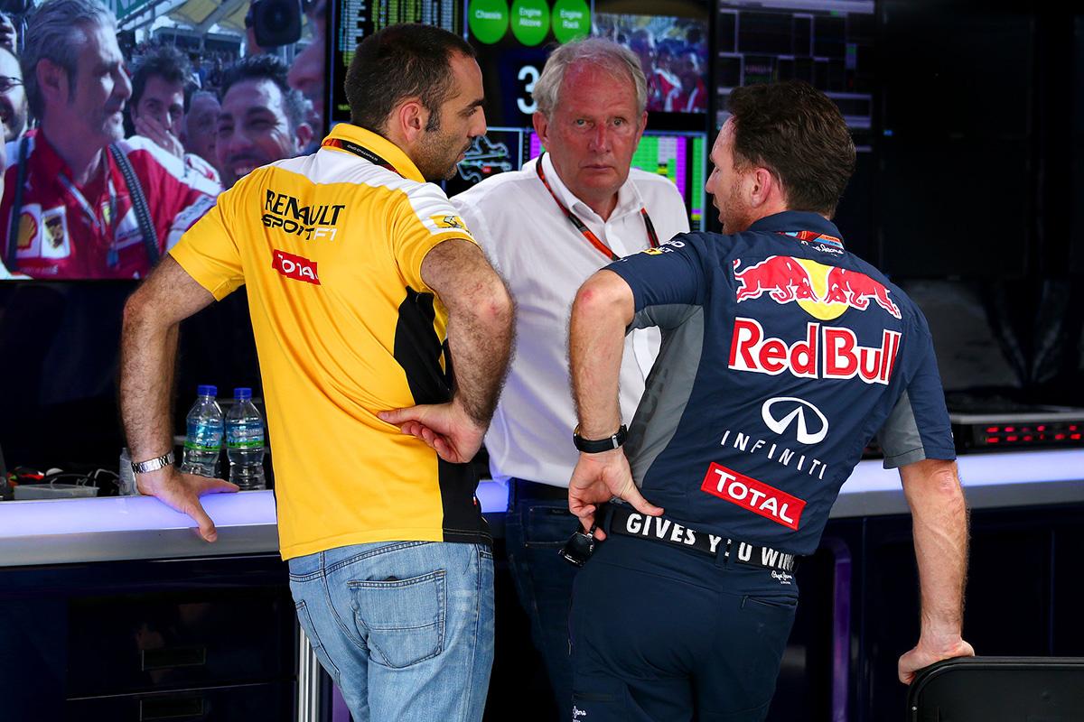 F1 ルノーF1 レッドブル