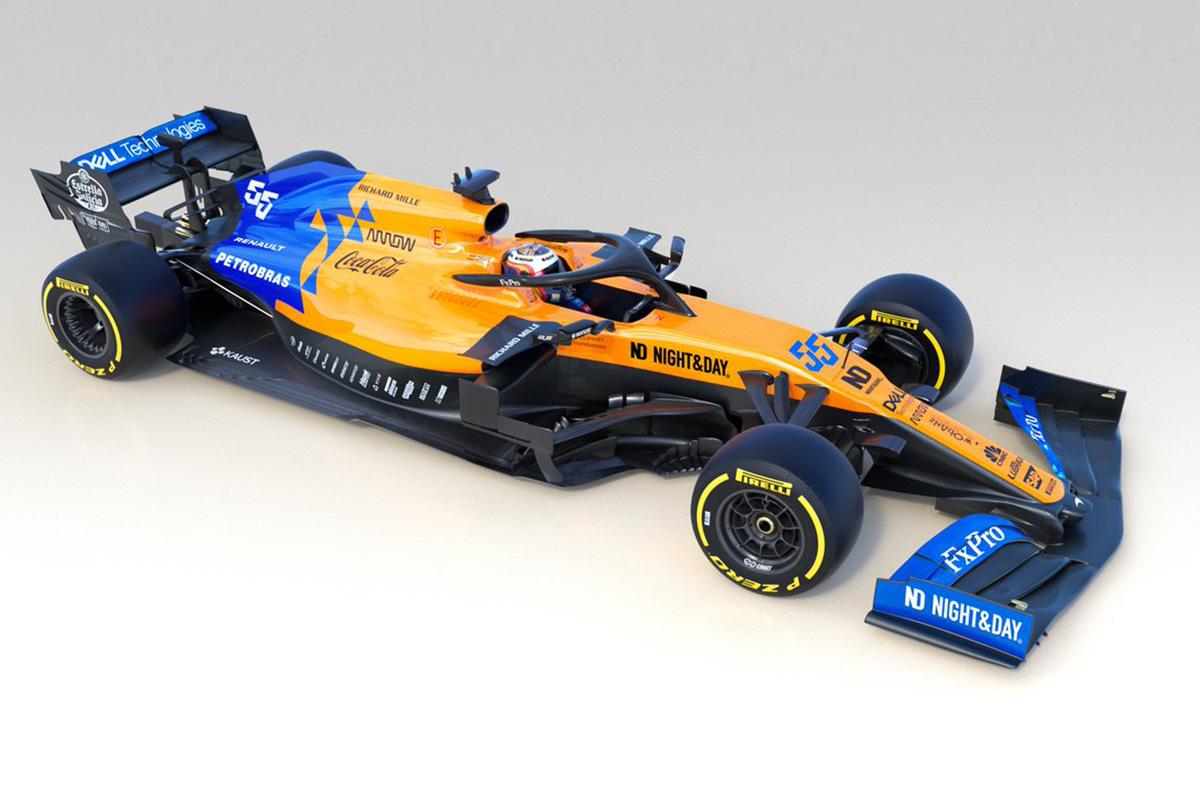 F1 マクラーレン
