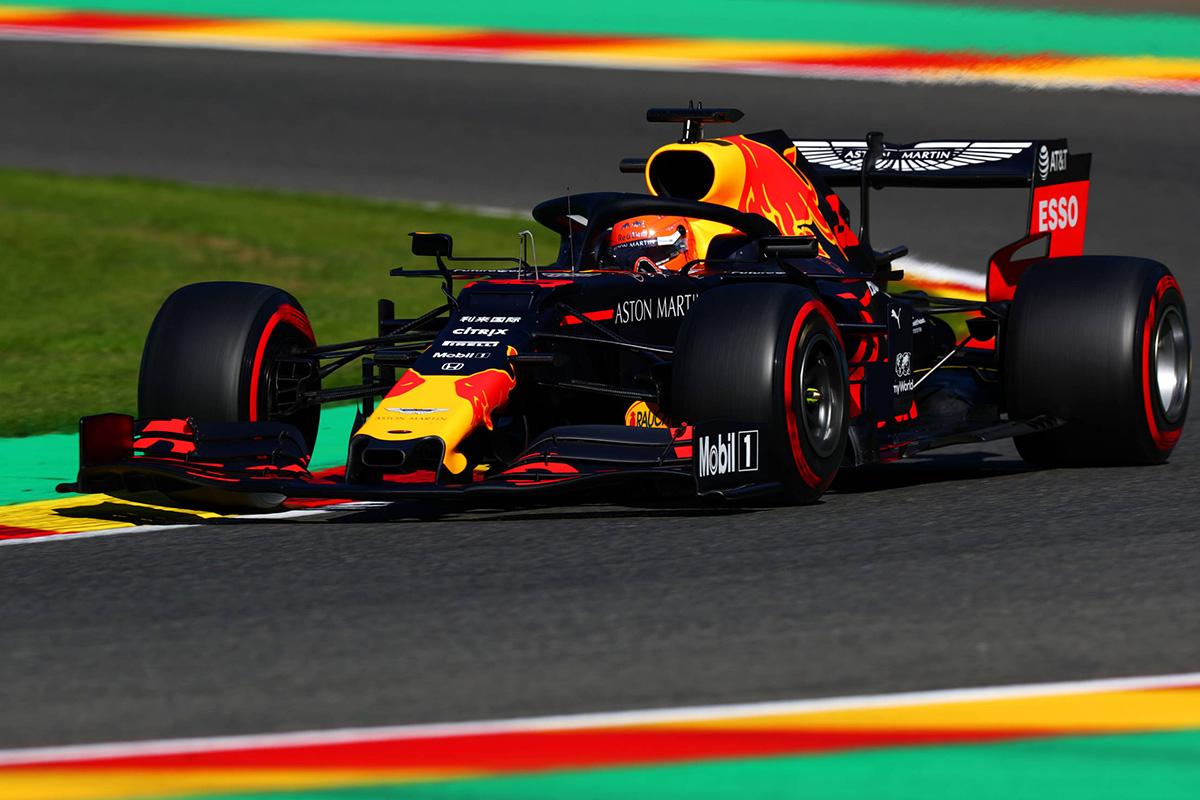 F1 ホンダ ベルギーGP
