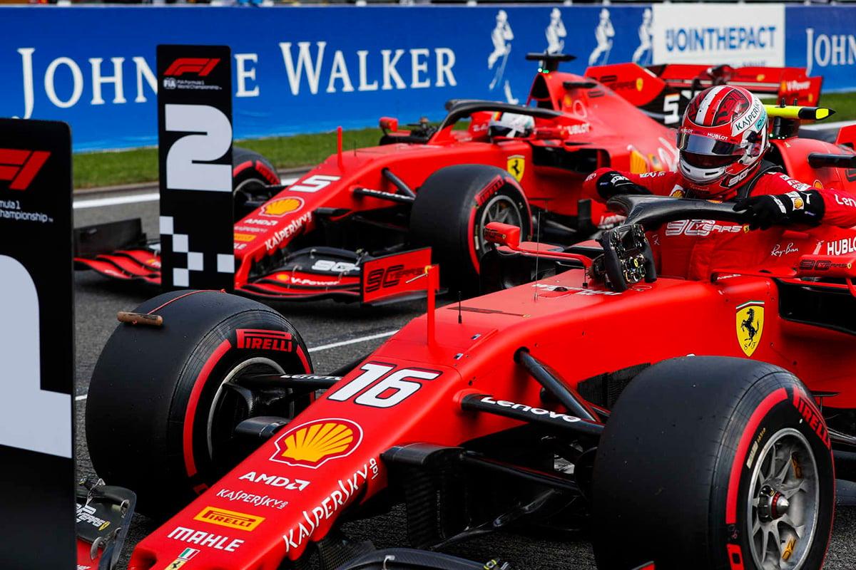 F1 ベルギーGP