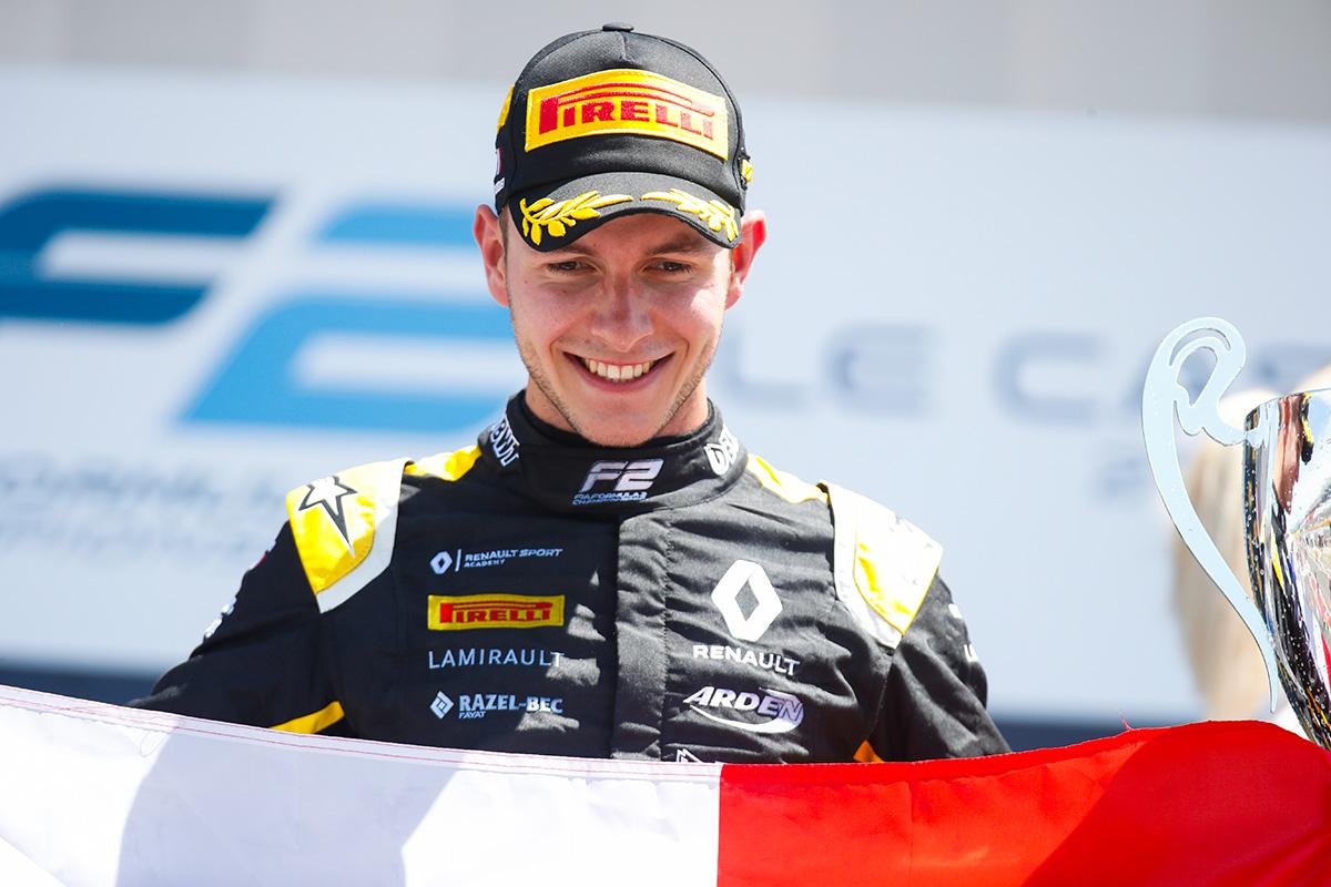 F1 ベルギーGP アントワーヌ・ユベール