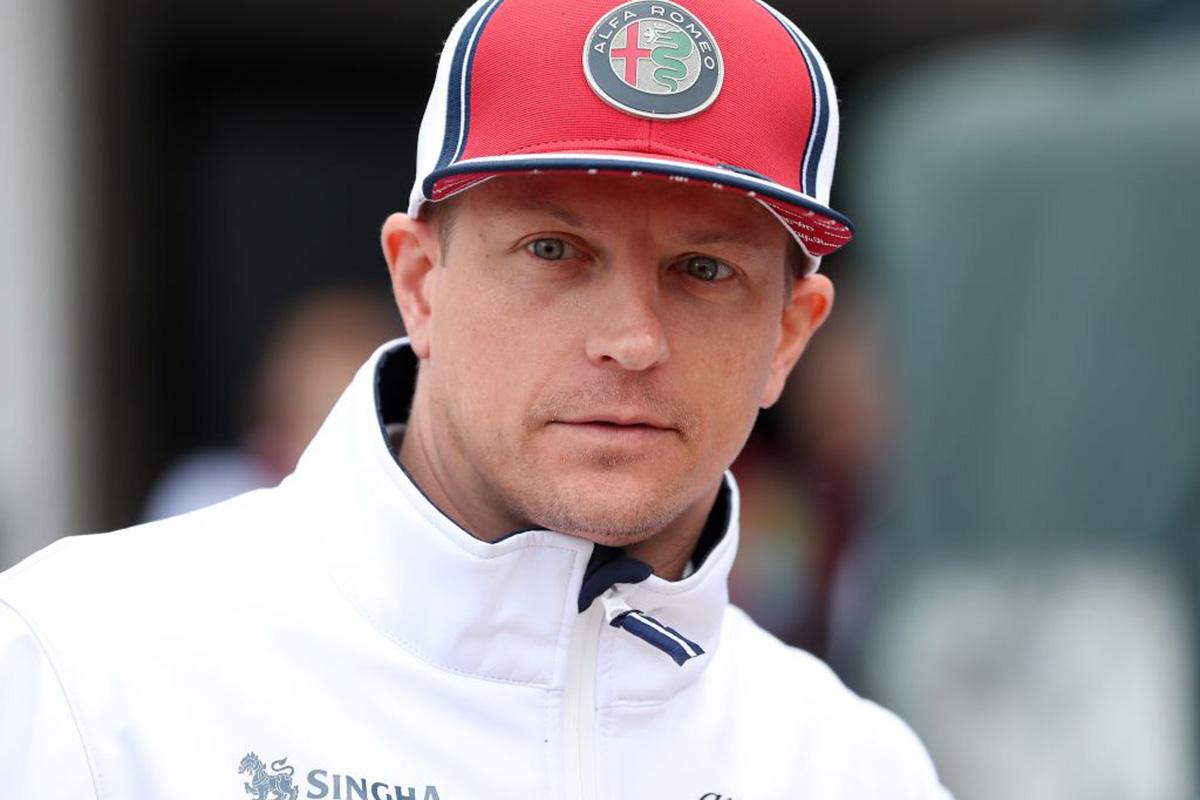 F1 キミ・ライコネン