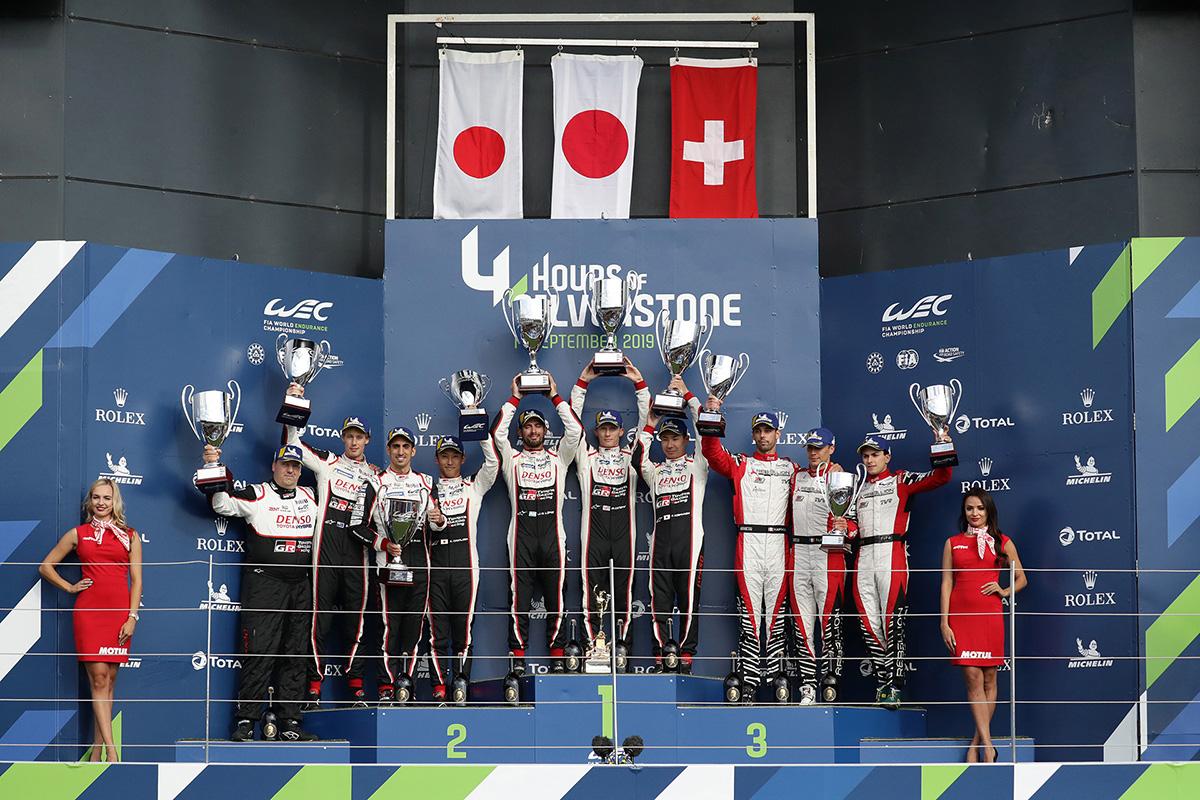 WEC トヨタ FIA 世界耐久選手権