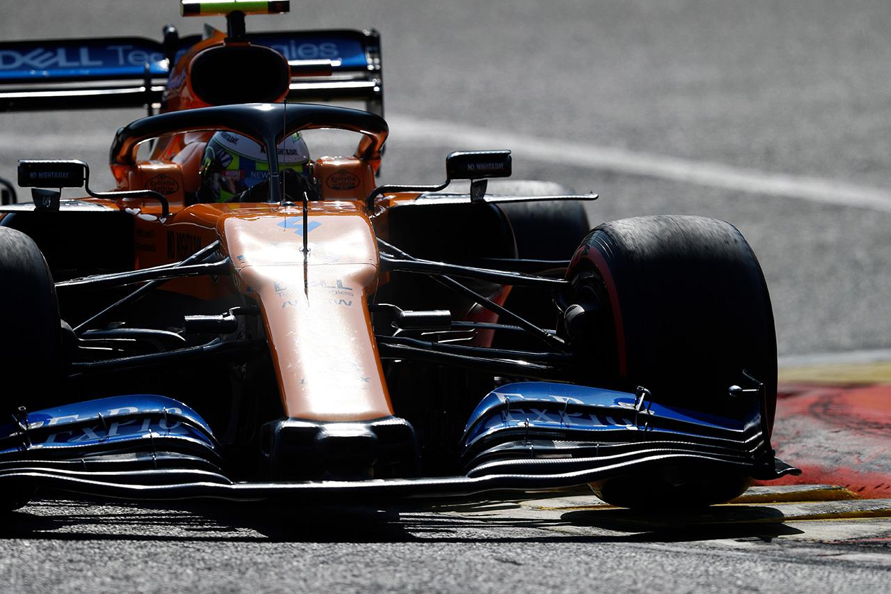 F1 マクラーレン ベルギーGP