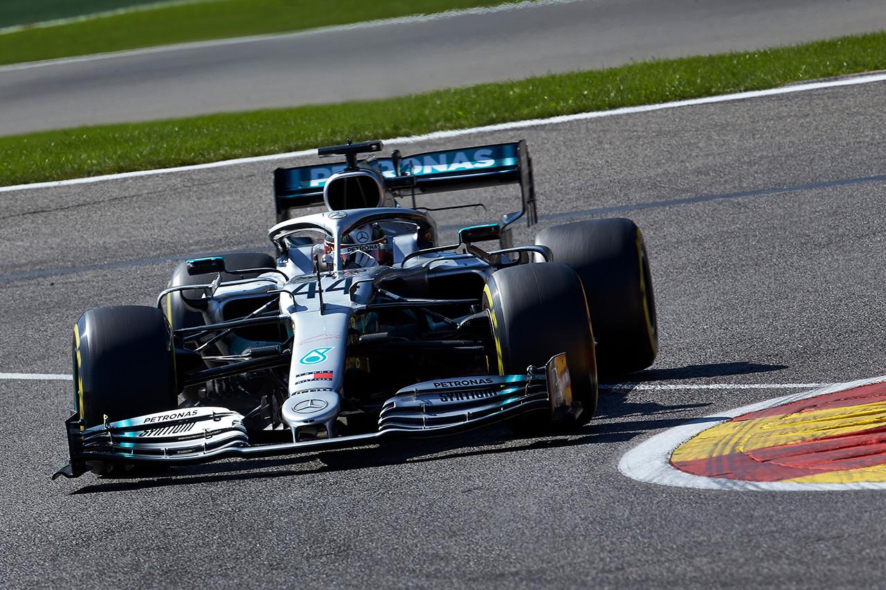 F1 メルセデス AMG F1