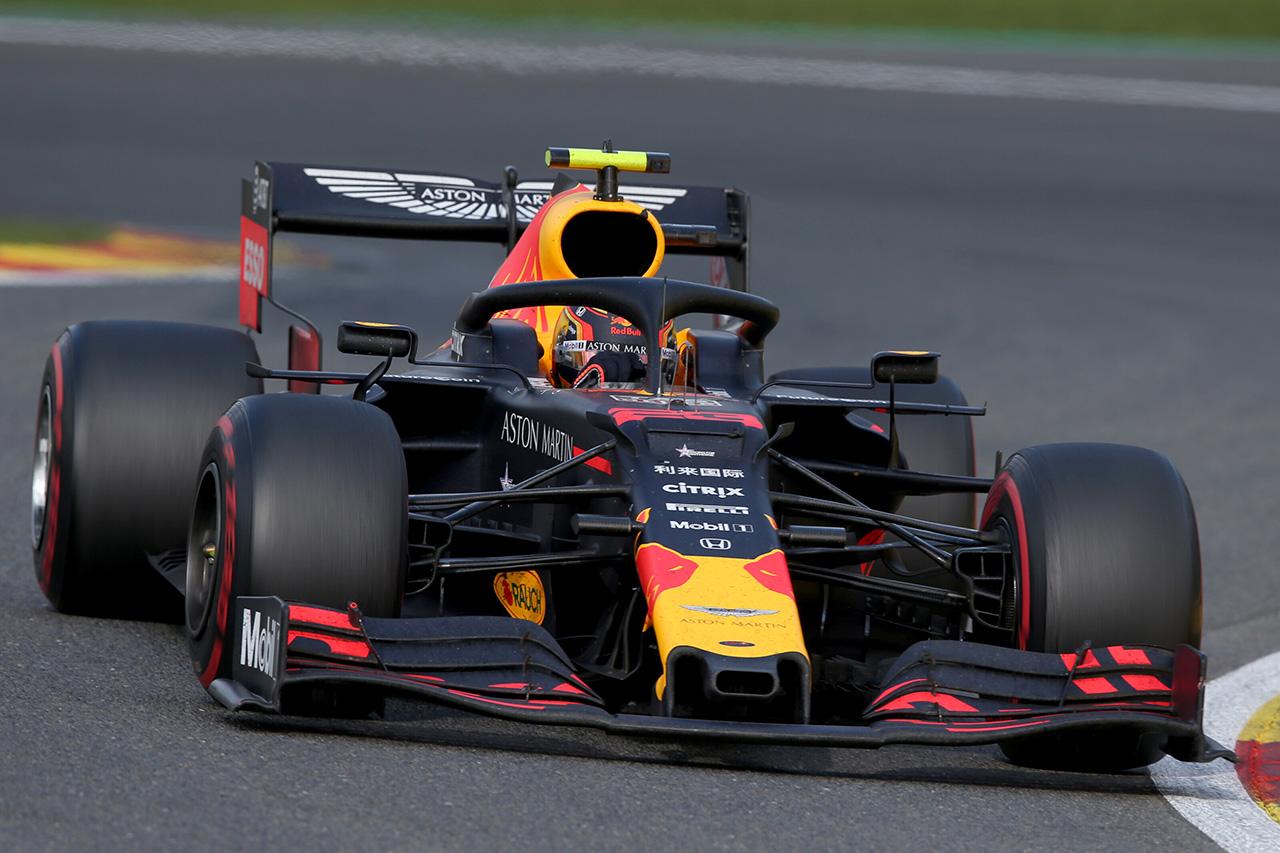 F1 レッドブル・ホンダ ベルギーGP
