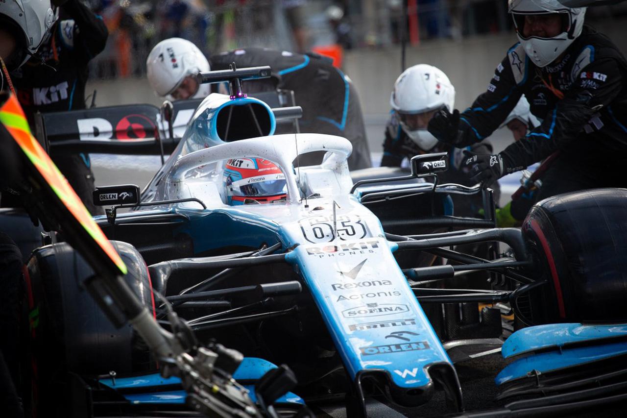 F1 ウィリアムズ べルギーGP