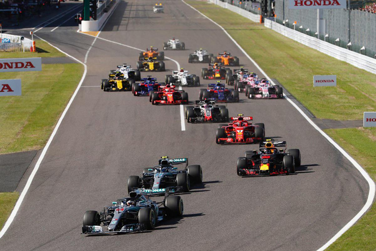 2019年 F1日本GP