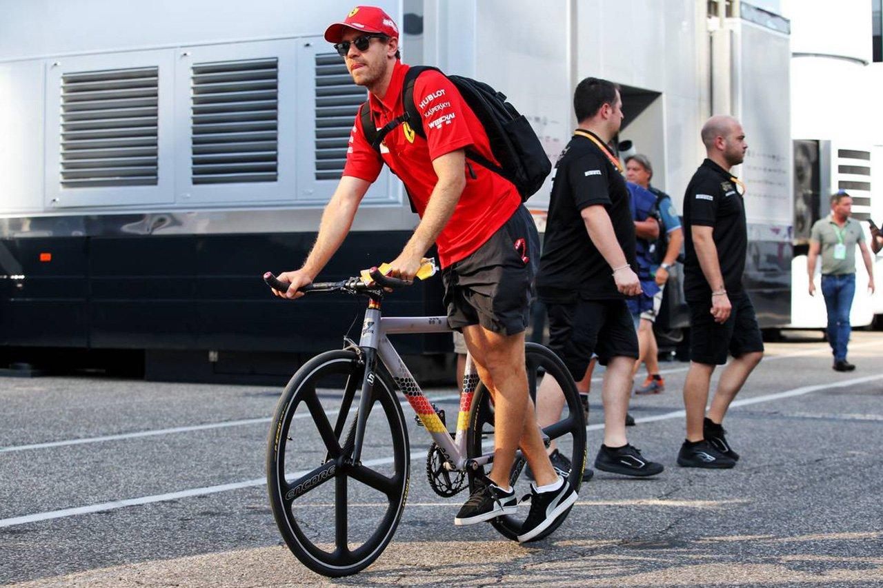 F1 元フェラーリF1チーム代表 「ベッテルはモンツァで反撃に転じる」