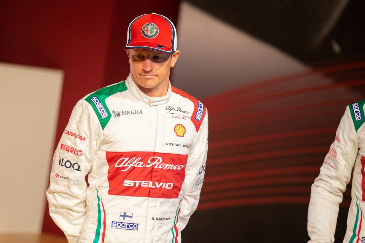 アルファロメオ・レーシング 2019年 F1イタリアGP レーシングスーツ