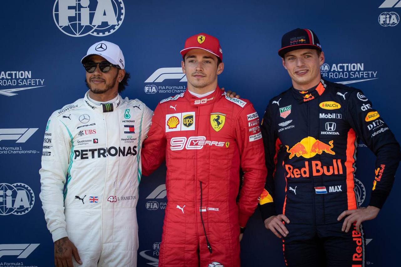 F1 ルイス・ハミルトン「今後フェルスタッペンやルクレールと競うには2倍の力が必要」