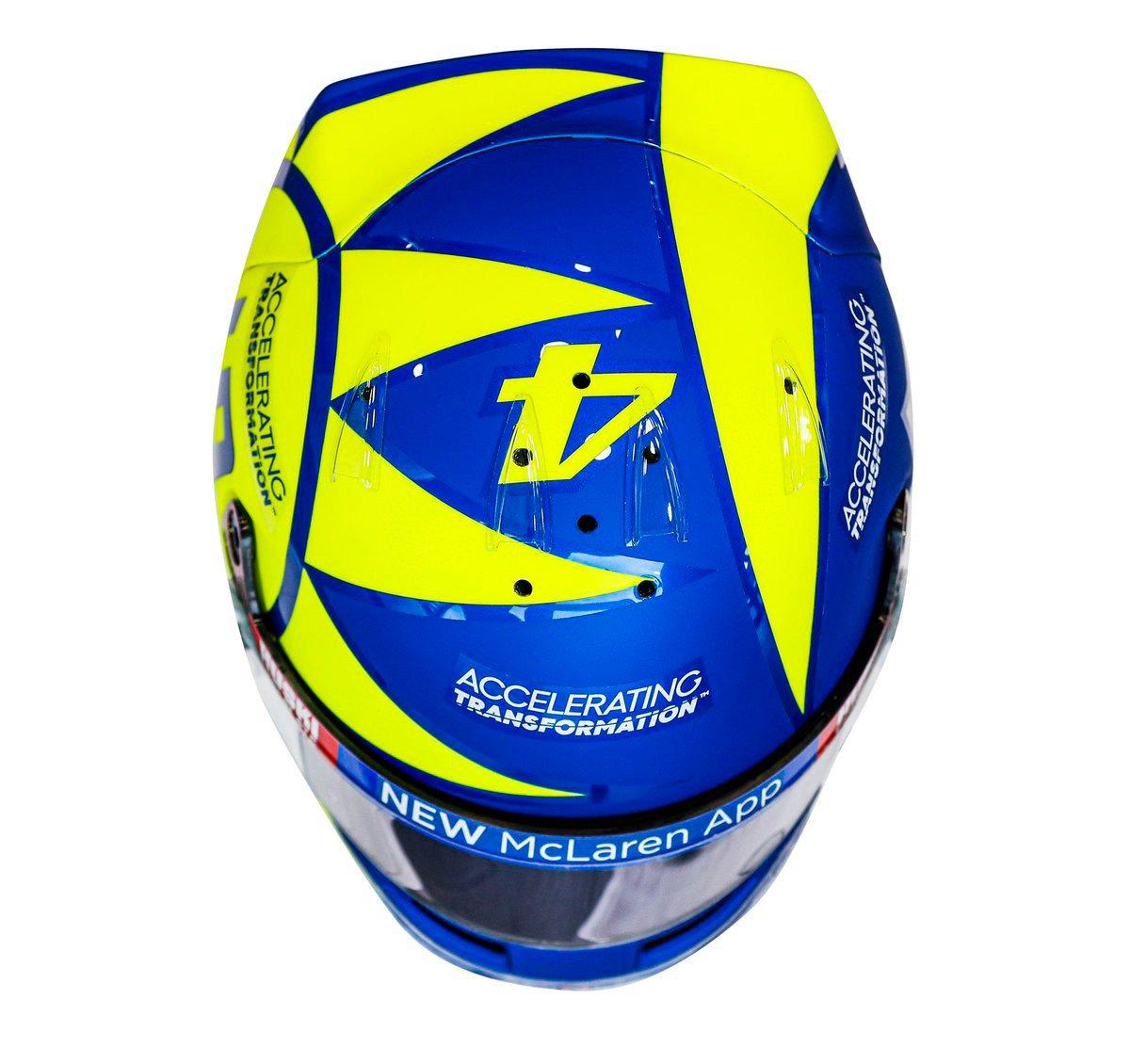 F1イタリアGP ヘルメット③