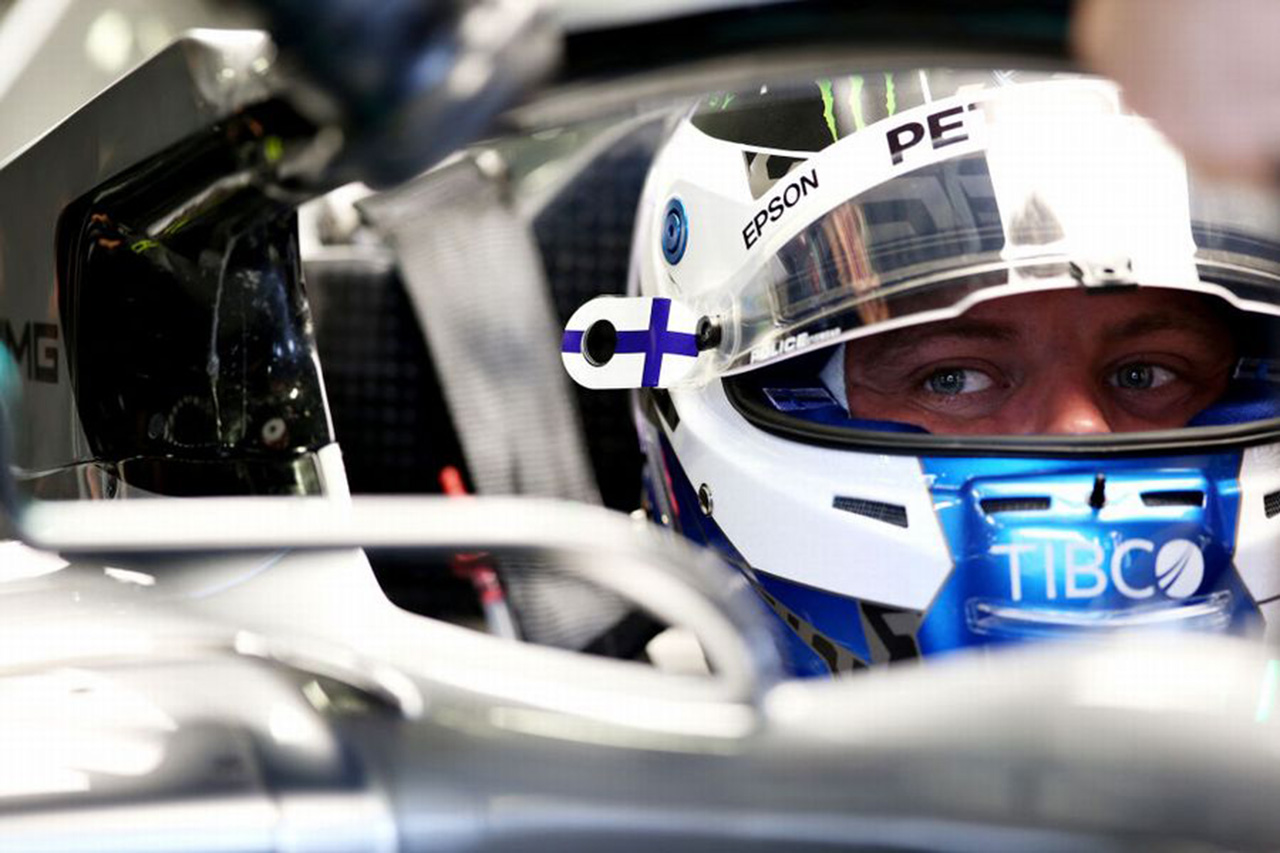 F1 バルテリ・ボッタス 「予選は完璧なセットアップと直線でのトウが鍵」
