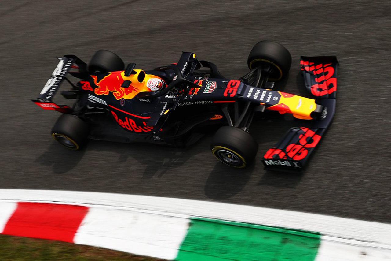 【速報】 2019年 F1イタリアGP FP3 結果 / フェルスタッペンが2番手
